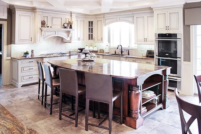 Aston Black Custom Kitchen Design