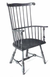Windsor Chair_philadelphia_1760